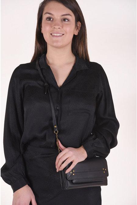 Anine Bing blouse Lilah zwart