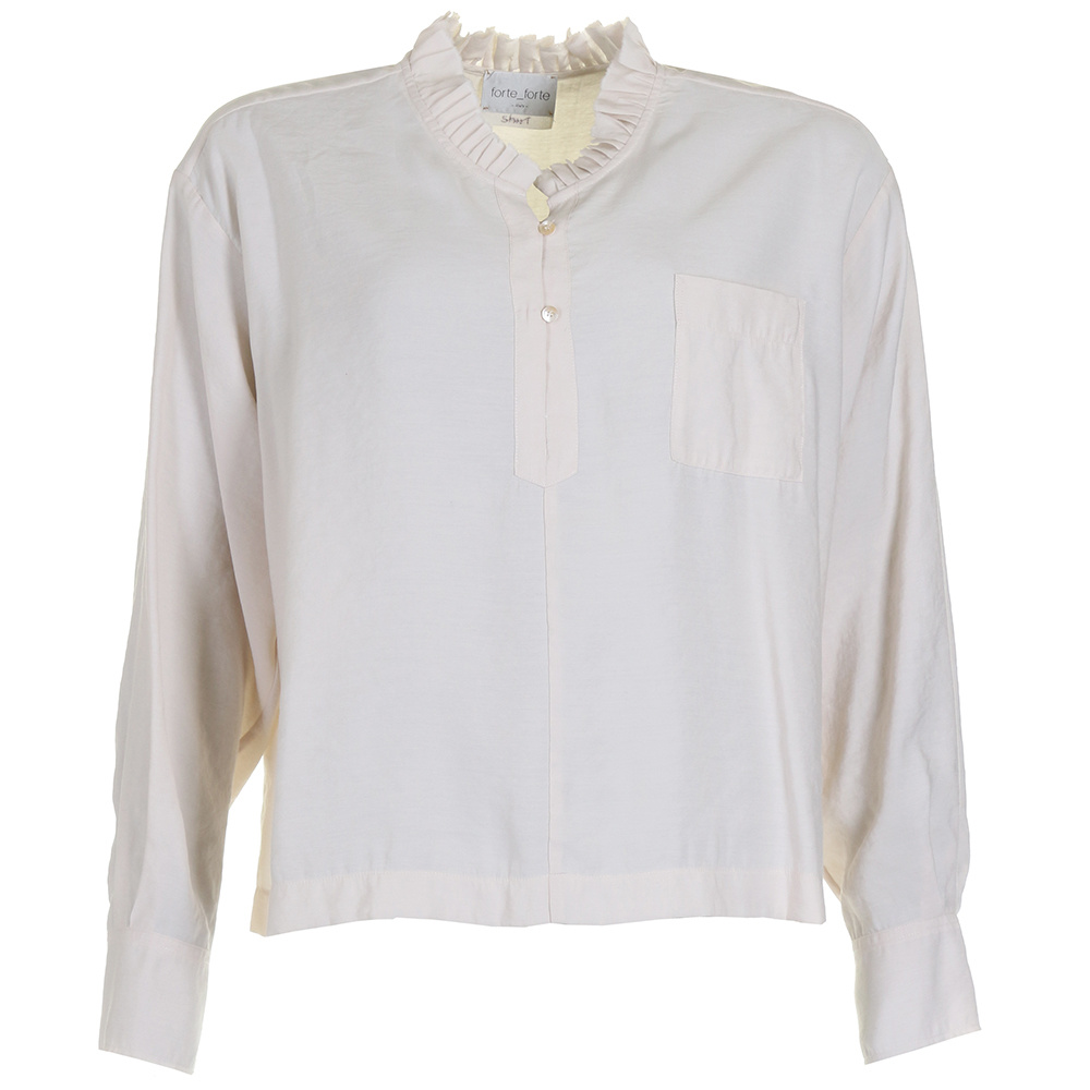 Forte_Forte blouse My Shirt 7040 beige