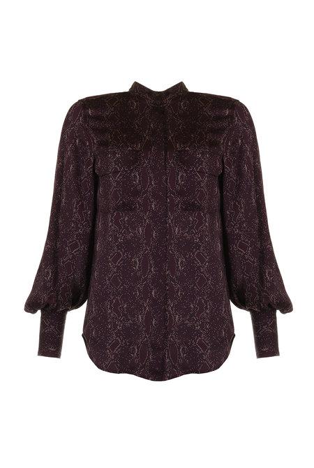Equipment blouse Helaine rood