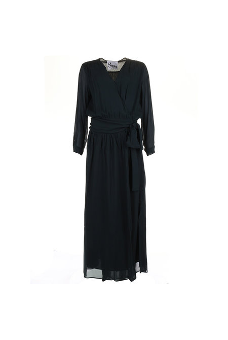 8PM jurk Abramovich groen