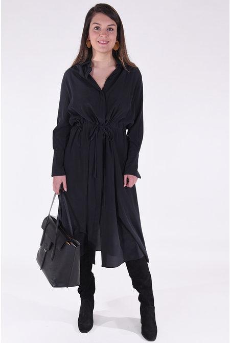 JOSEPH jurk Evie zwart