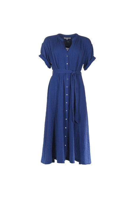 Xirena jurk X01402 blauw
