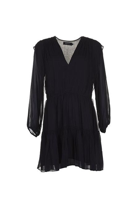 Magali Pascal jurk Kazane zwart