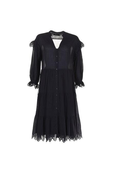 Magali Pascal jurk Josette zwart