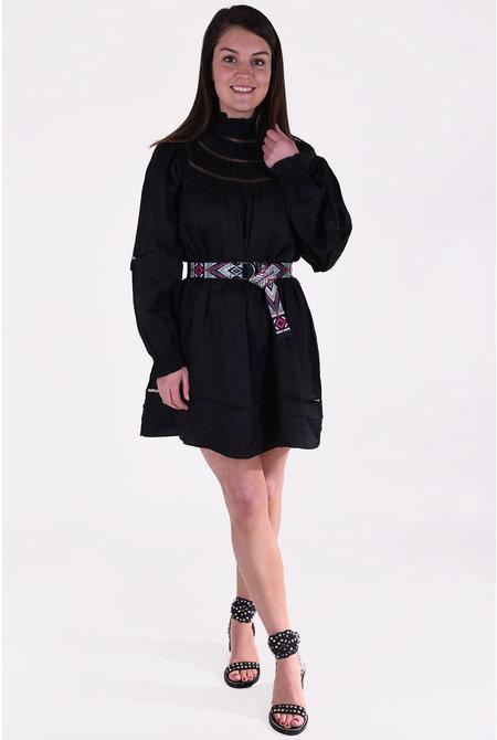 Isabel Marant jurk Adenia zwart