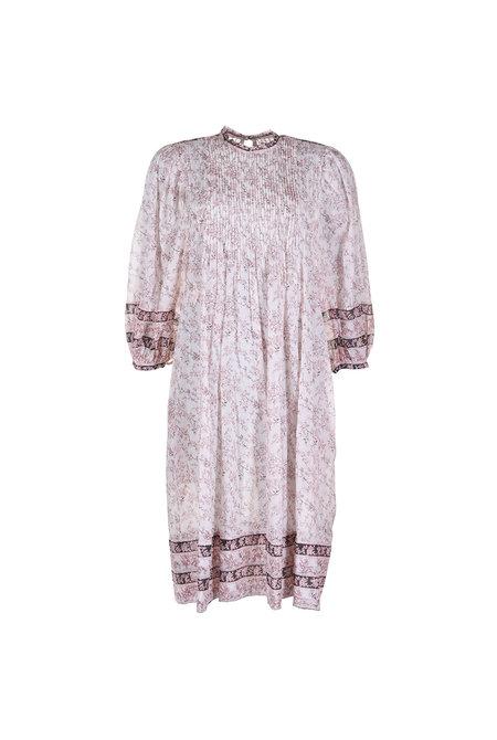 Isabel Marant jurk Vanille ecru