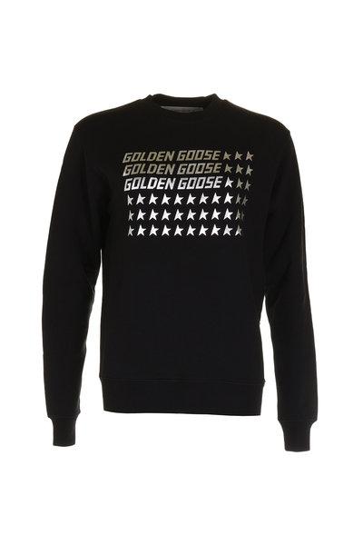 Golden Goose Golden Goose trui G36WP029 zwart