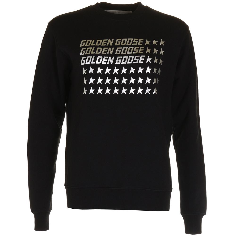 Golden Goose trui G36WP029 zwart
