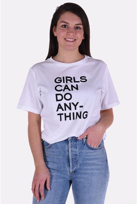 Zadig & Voltaire t-shirt Bella wit