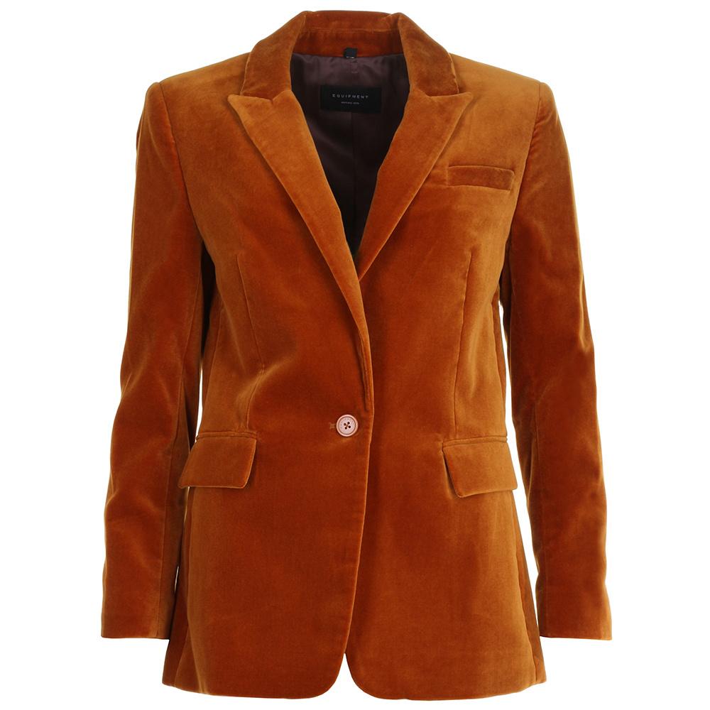 Equipment blazer Jacque oranje