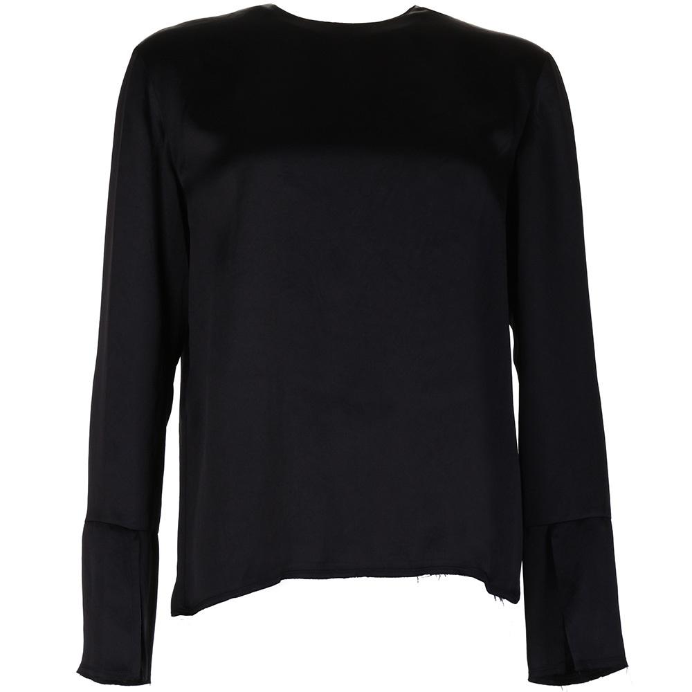 Golden Goose blouse G30WP172 zwart