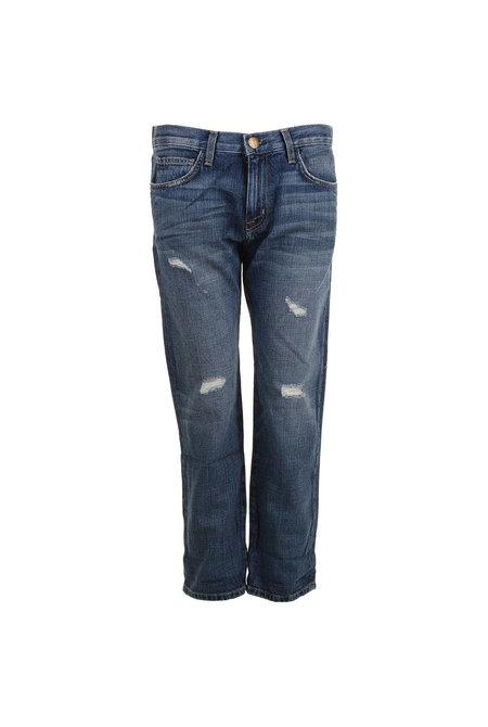 Current/Elliott jeans Boyfriend blauw