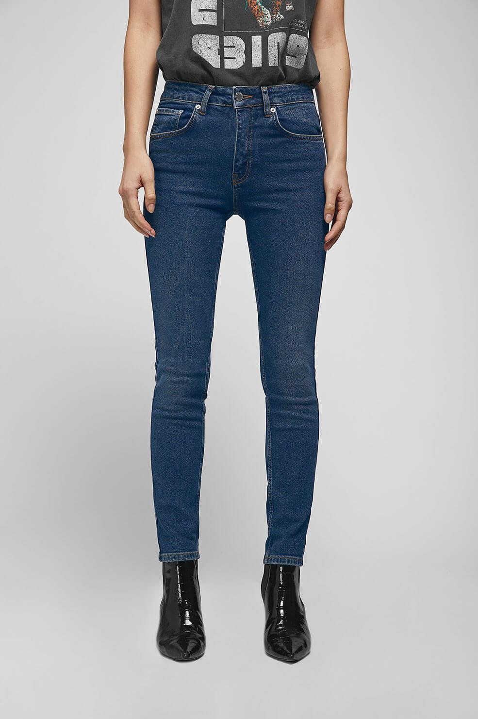Anine Bing jeans Jagger blauw