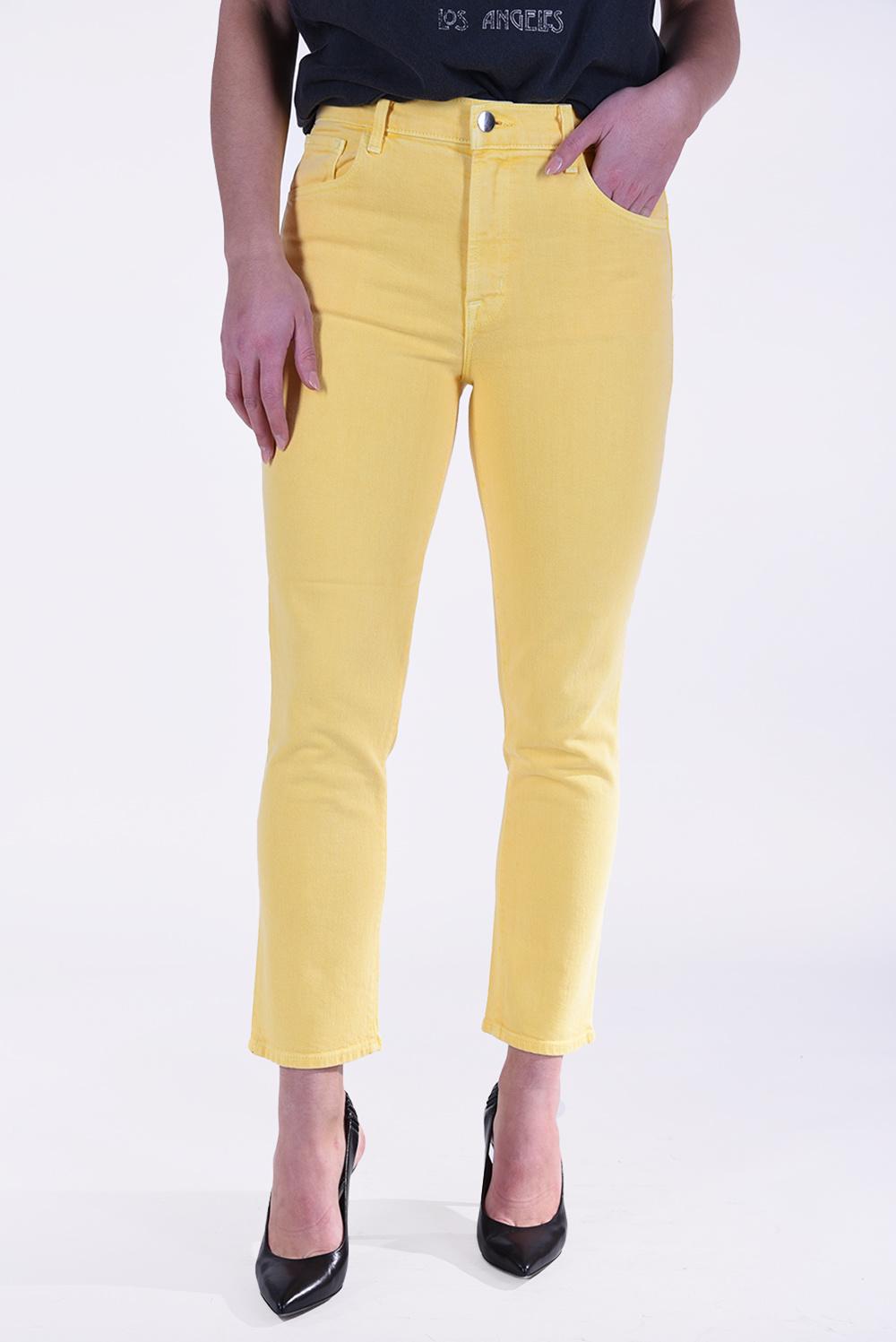 JBrand jeans Ruby geel