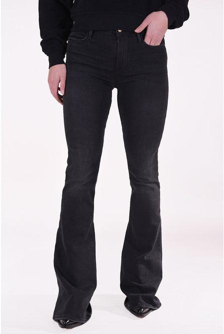 FRAME jeans Le High Flare zwart