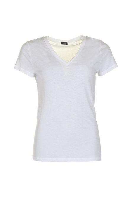 JOSEPH t-shirt V Neck wit