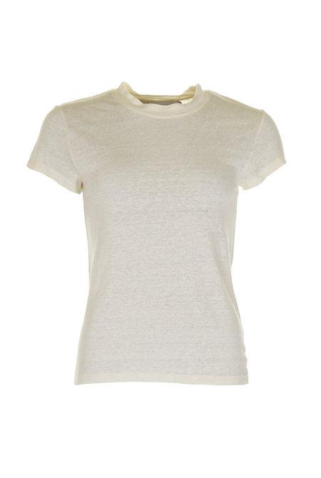 IRO t-shirt Third geel
