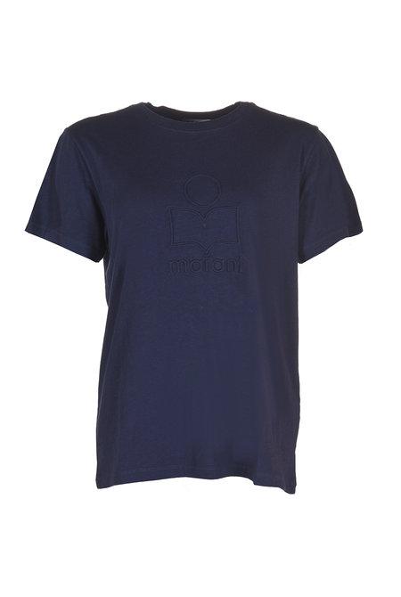 Isabel Marant t-shirt  Zafferh blauw
