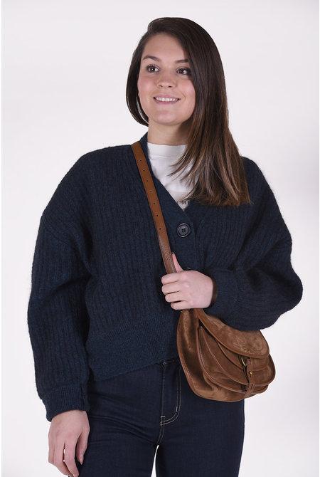Anine Bing vest Maxwell blauw