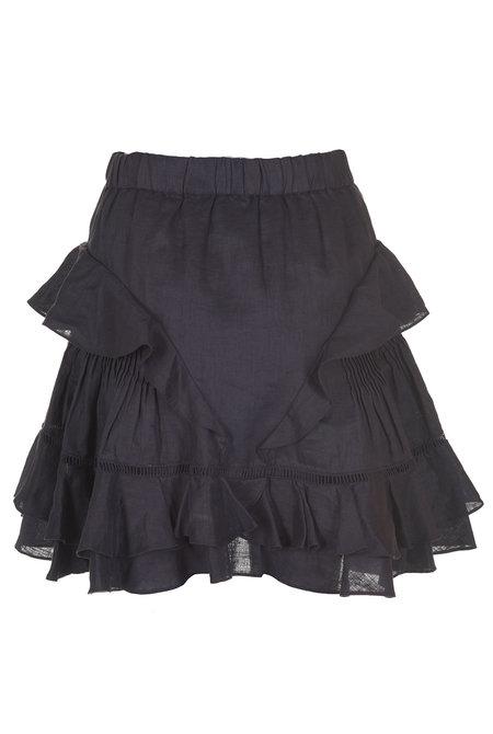 Isabel Marant rok Alikaya zwart
