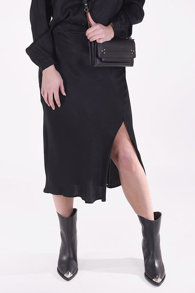 Anine Bing Anine Bing rok Dolly zwart