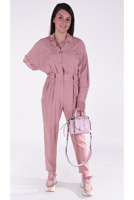 IRO jumpsuit Mimolo roze