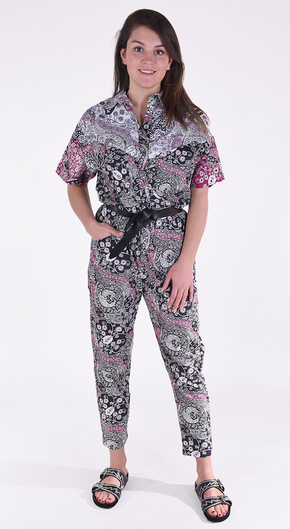 Isabel Marant jumpsuit Udena multicolor