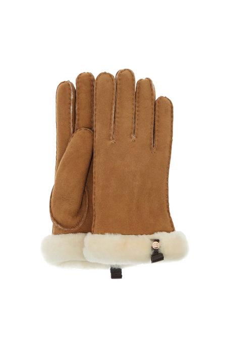 UGG handschoenen Shorty Glove 17367 cognac