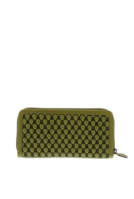 Tissa Fontaneda portemonnee Wallet Large groen
