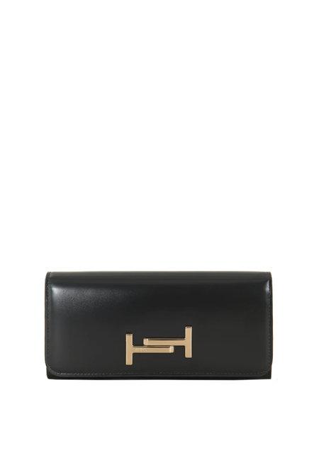 Tods portemonnee zwart