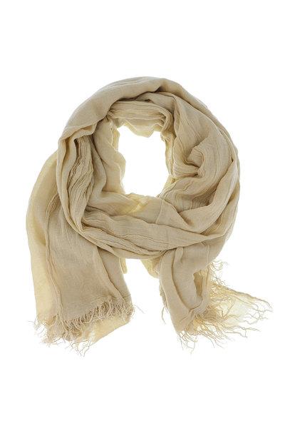 Isabel Marant Isabel Marant shawl Ghazoa EC0093 beige