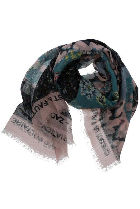 Zadig & Voltaire shawl Kerry multicolor