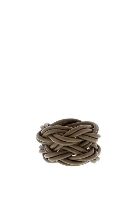 Tissa Fontaneda armband C03 Mad Max Cuff taupe