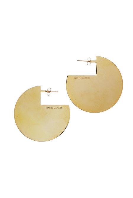 Isabel Marant oorbellen BL0550-OOM007B.91 goud