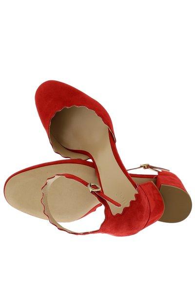 Chloe Chloe pumps CH29090 rood