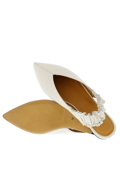 Isabel Marant Isabel Marant loafers Linta wit