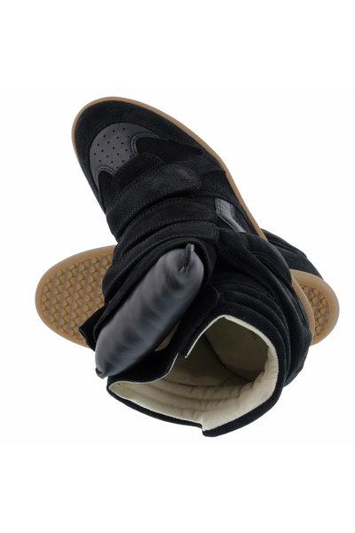 Isabel Marant Isabel Marant sneakers Bekett BK0006 zwart