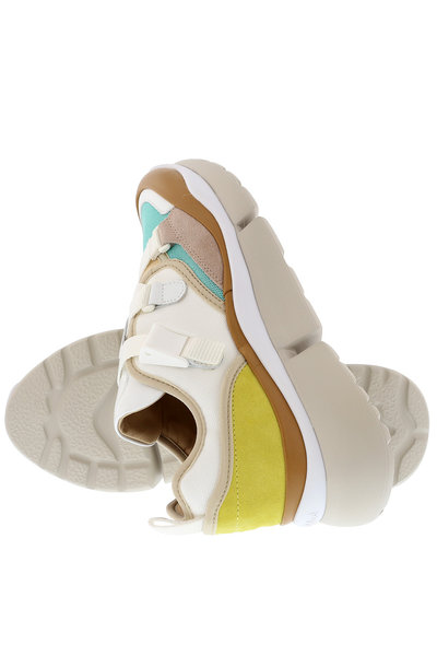 Chloe Chloe sneakers Sonnie wit