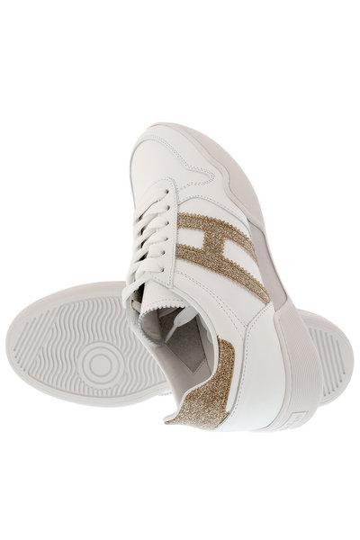 Hogan Hogan sneakers HXW3570AC40 wit