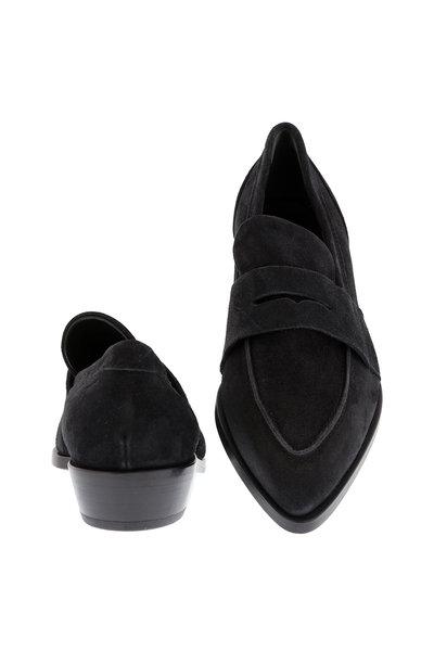 Attilio Giusti Leombruni Attilio Giusti Leombruni loafers D530054 zwart