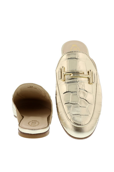 Tods Tods Loafers XXW79A0X970WELG210 goud