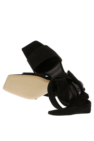 Ganni Ganni sandalen S1059 zwart