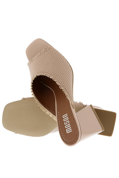 Collection by Marjon Collection by Marjon slippers 520 nude