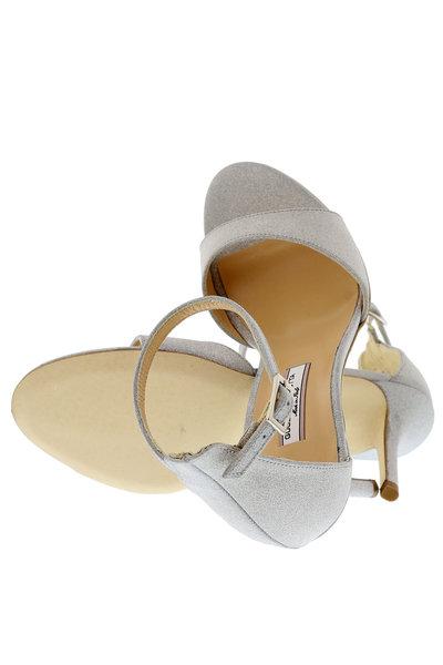Guglielmo Rotta Guglielmo Rotta sandalen 4547 zilver