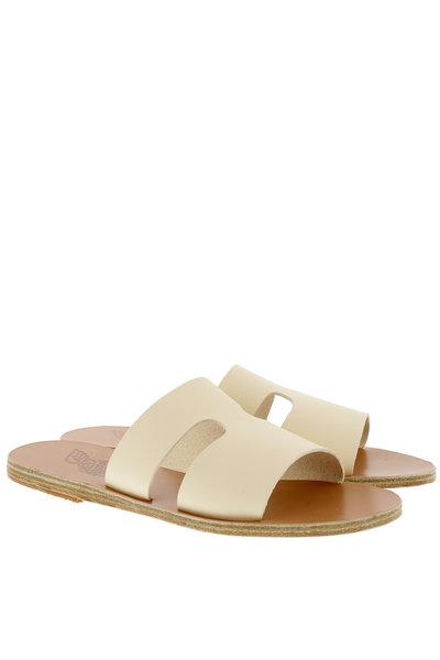 Ancient Greek Sandals Ancient Greek Sandals sandalen Apteros crème