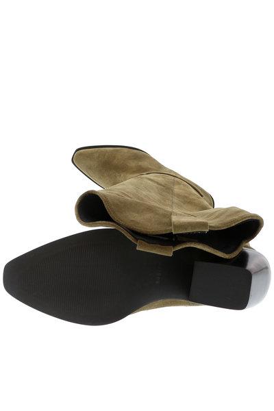 Nubikk Nubikk laarzen Alex Gilly taupe