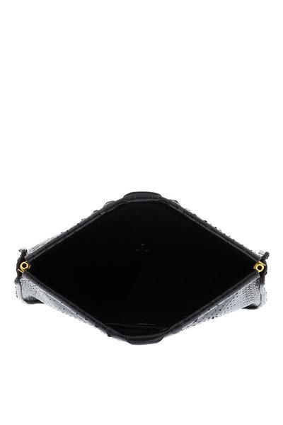 Jerome Dreyfuss Jerome Dreyfuss clutch Clic Clac zwart