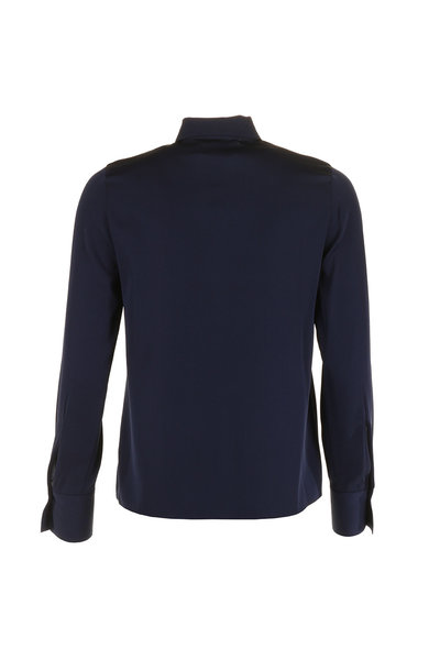Vince Vince blouse V570212092 blauw