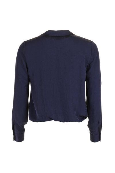 Vince Vince blouse V5910-12172 blauw