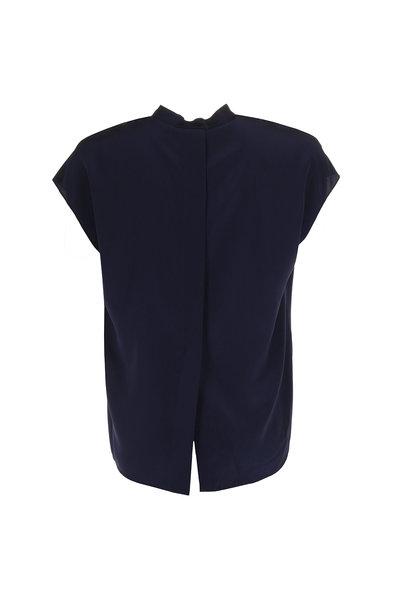 Vince Vince blouse V5909-12041 blauw